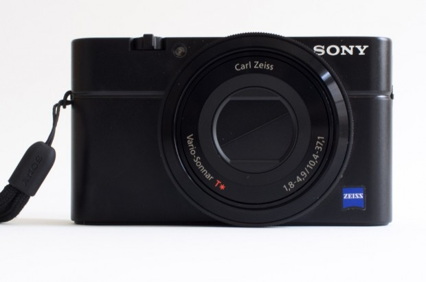 Sony RX 100 (Bilder: Andreas Donath/Golem.de)