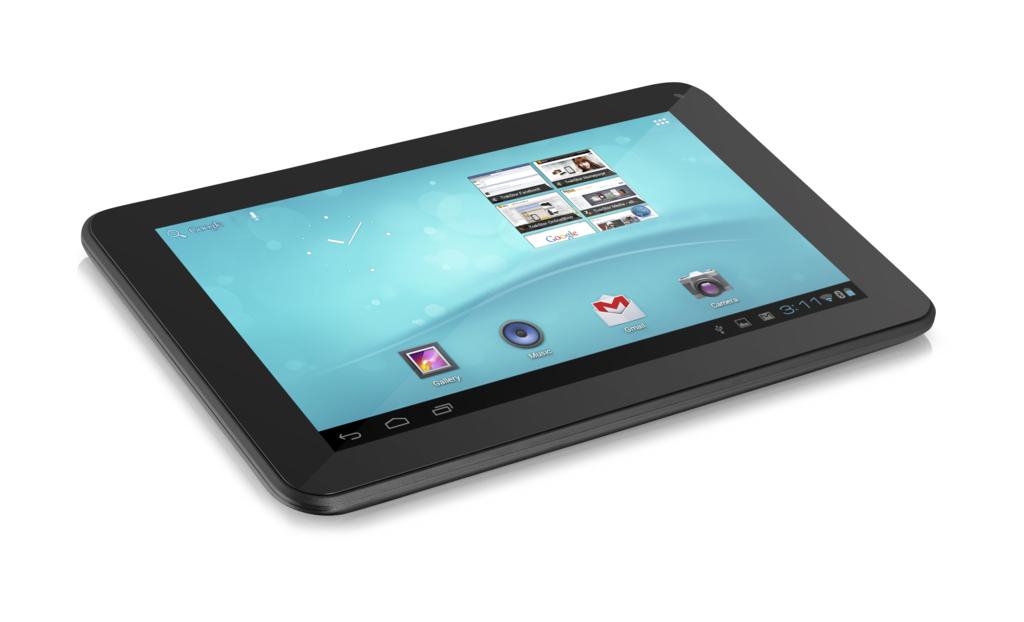 Trekstor Surftab Breeze 7: Leichtes 7-Zoll-Tablet mit Android 4 für 120 Euro - Surftab Breeze 7 (Quelle: Trekstor)