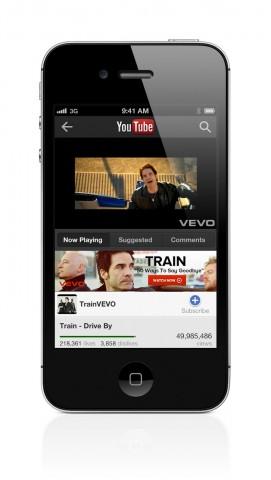 Googles Youtube-App