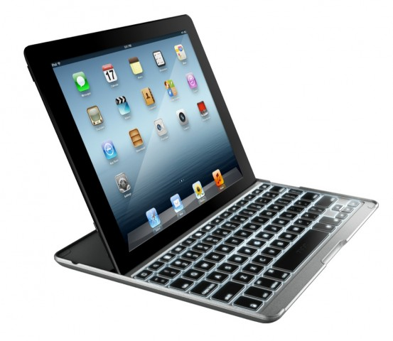 ZAGGkeys-Pro-Tastatur (Bild: Zagg)