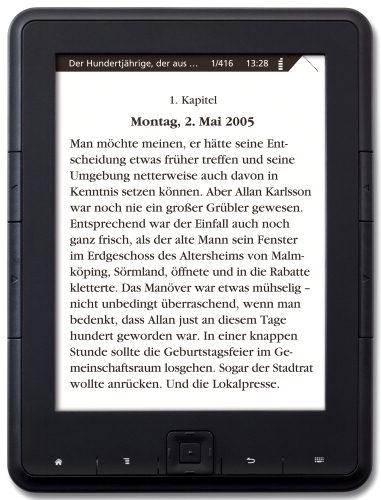 E-Book-Reader 4: Hugendubel und Weltbild bringen E-Book-Reader für 60 Euro -
