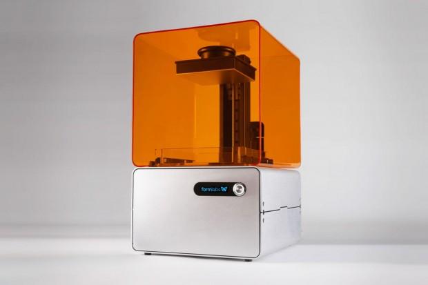 Keine Küchenmaschine, sondern ein 3D-Drucker: Form 1 (Foto: Formlabs)