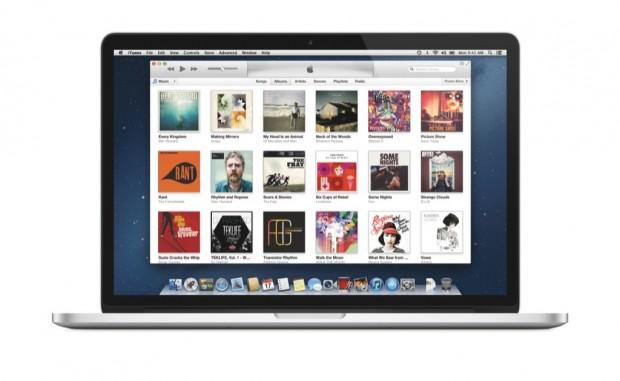 Das neue iTunes (Bild: Apple)