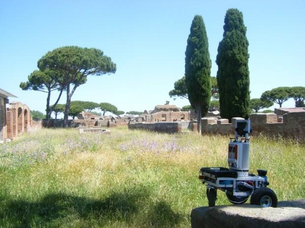 Roboter Irma3D... (Foto: Jacobs University)