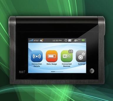 Novatel Wireless' Mifi 2 - bei AT&T in den USA bald als Mifi Liberate zu haben (Bild: AT&T)