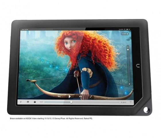 Die Tablets sollen nicht nur in den USA, sondern auch in Großbritannien auf den Markt kommen. (Bild: Barnes & Noble)