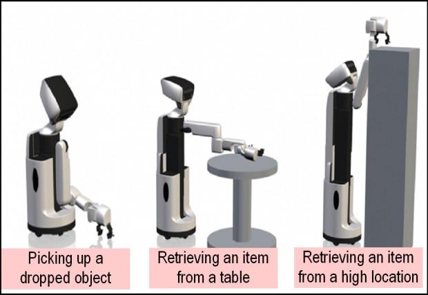 Human Support Robot (Bild: Toyota)