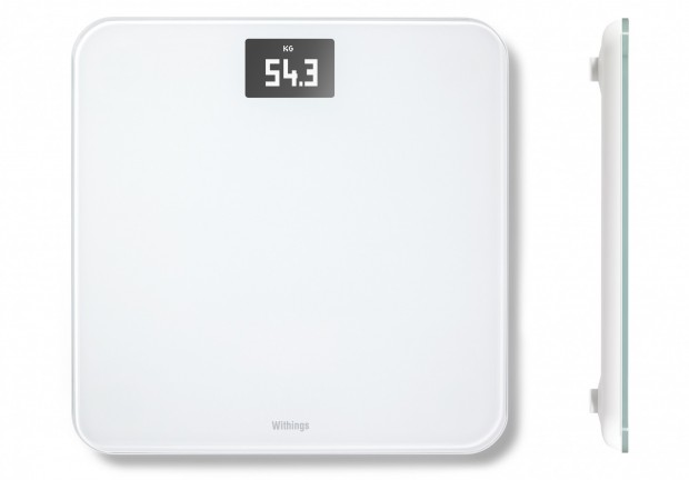 Withings Online-Waage WS-30 - ab Ende September erhältlich (Bild: Withings)