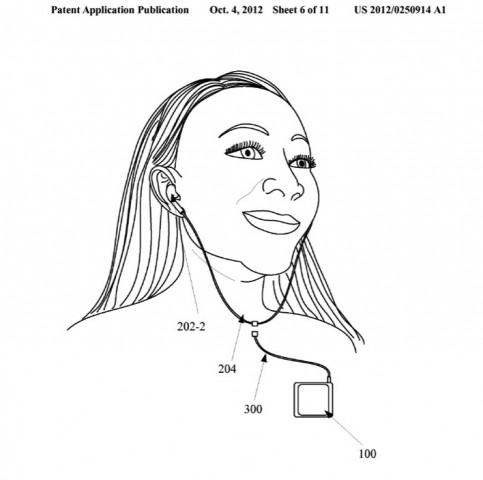 Apple-Patentanmeldung 20121004 (Bild: US-Patent- und Markenamt/Apple)