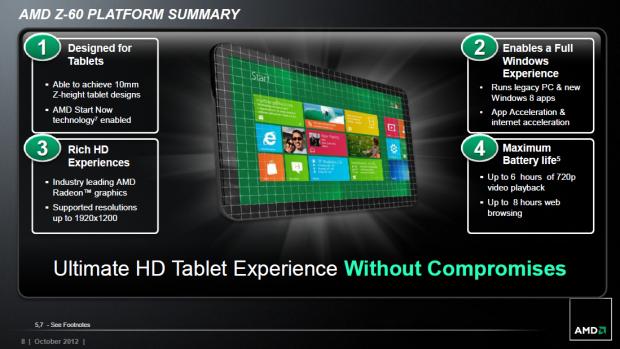 Solche Tablets erwartet AMD.