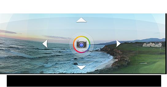 Google: Android 4.2, Musik und Filme für Deutschland - 360-Grad-Panoramafotos mit Android 4.2