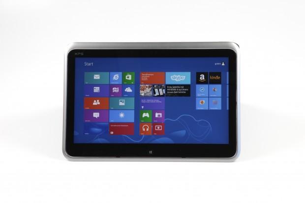 Dell XPS 12 mit Windows 8