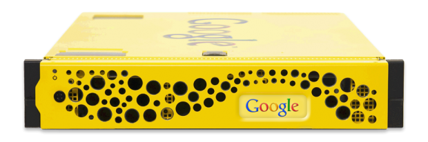 Google Search Appliance (Bild: Google)