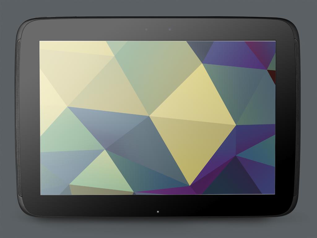 Nexus 10: 10-Zoll-Tablet mit höherer Auflösung als iPad 4 - Nexus 10 (Quelle: Google)