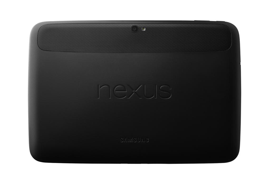 Nexus 10: 10-Zoll-Tablet mit höherer Auflösung als iPad 4 - Nexus 10 (Quelle: Samsung)