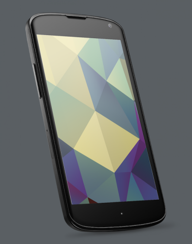 Nexus 4 (Quelle: Google)