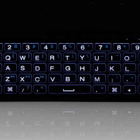 Keyboard Buddy mit Beleuchtung  (Bild: Boxwave)