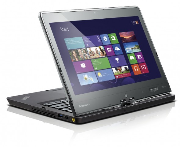 Thinkpad Twist (Bild: Lenovo)