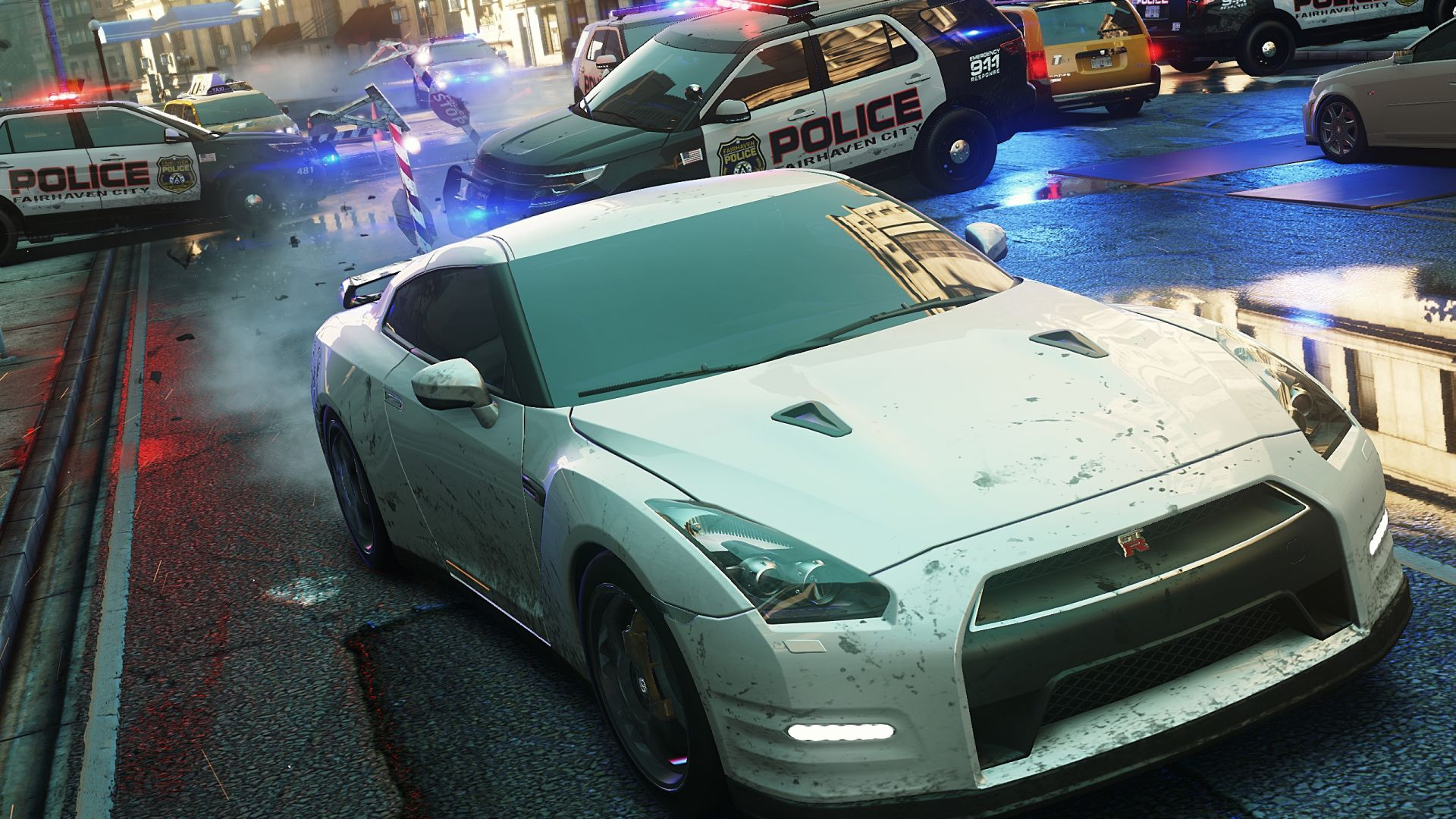 Need for Speed Most Wanted: Vollgas mit simuliertem Sport Plus Button - Need for Speed Most Wanted