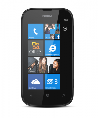 Lumia 510 (Quelle: Nokia)