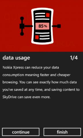 Xpress für Lumia (Quelle: Nokia)