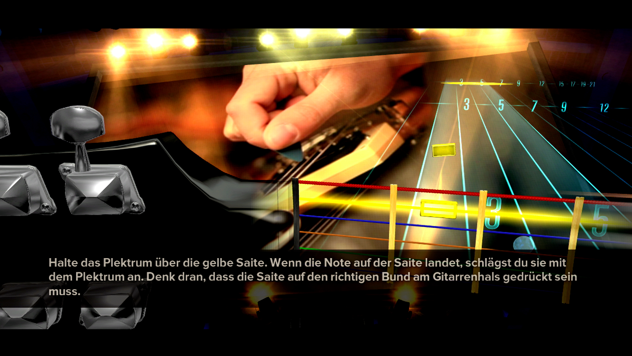 Test Rocksmith: Gitarrenlehrer Gnadenlos - Das Einleitungsvideo nach dem ersten Spielstart