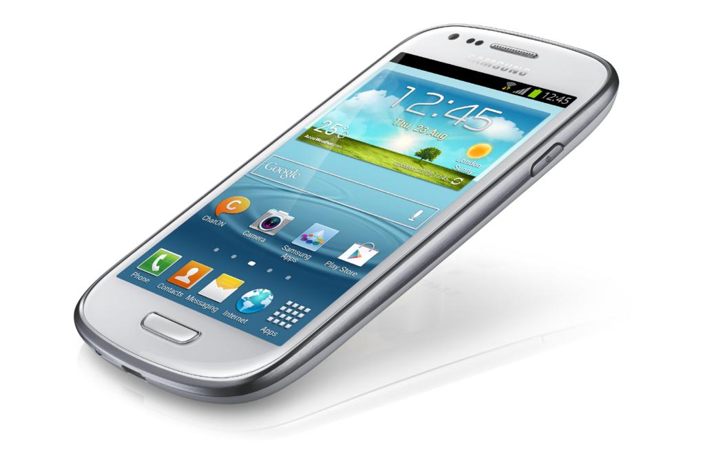 Offiziell: Galaxy S3 Mini kommt mit Jelly Bean - Galaxy S3 Mini (Quelle: Samsung)