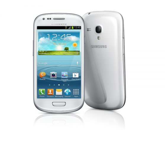 Galaxy S3 Mini (Quelle: Samsung)
