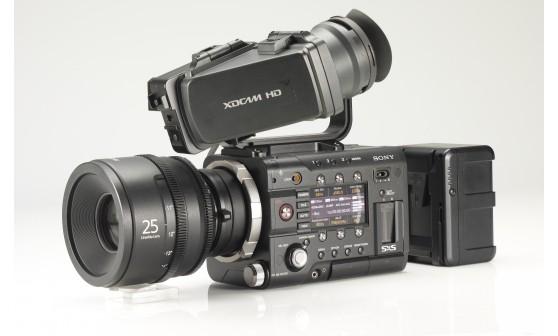 Sony PMW-F5 (Bild: Sony)<br>