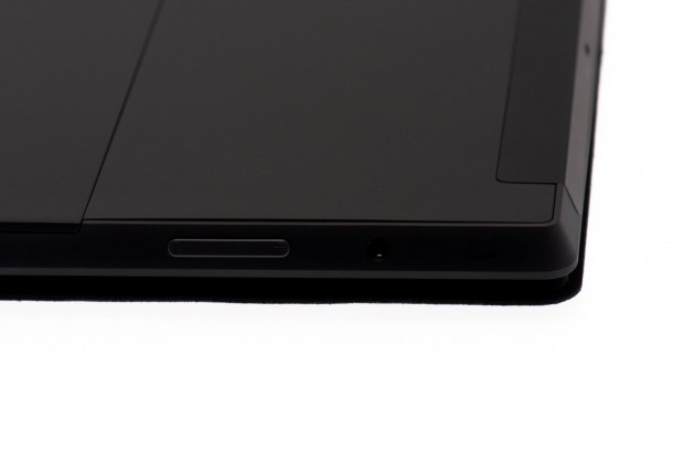 Microsoft Surface: Tablet mit Ecken und Kanten (Bild: Nina Sebayang/Golem.de)