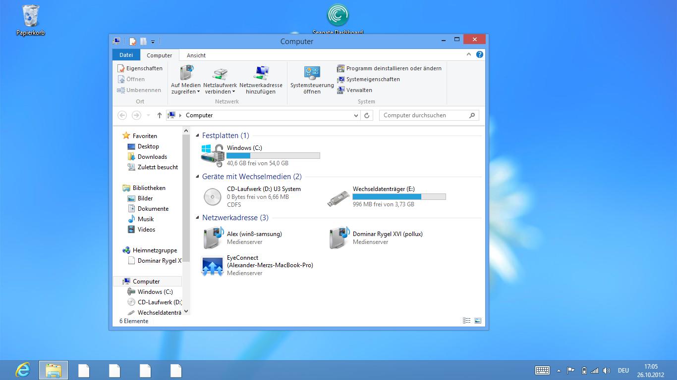 Asus Vivo Tab RT im Test: Gutes ARM-Tablet mit stromsparendem Windows RT - Explorer