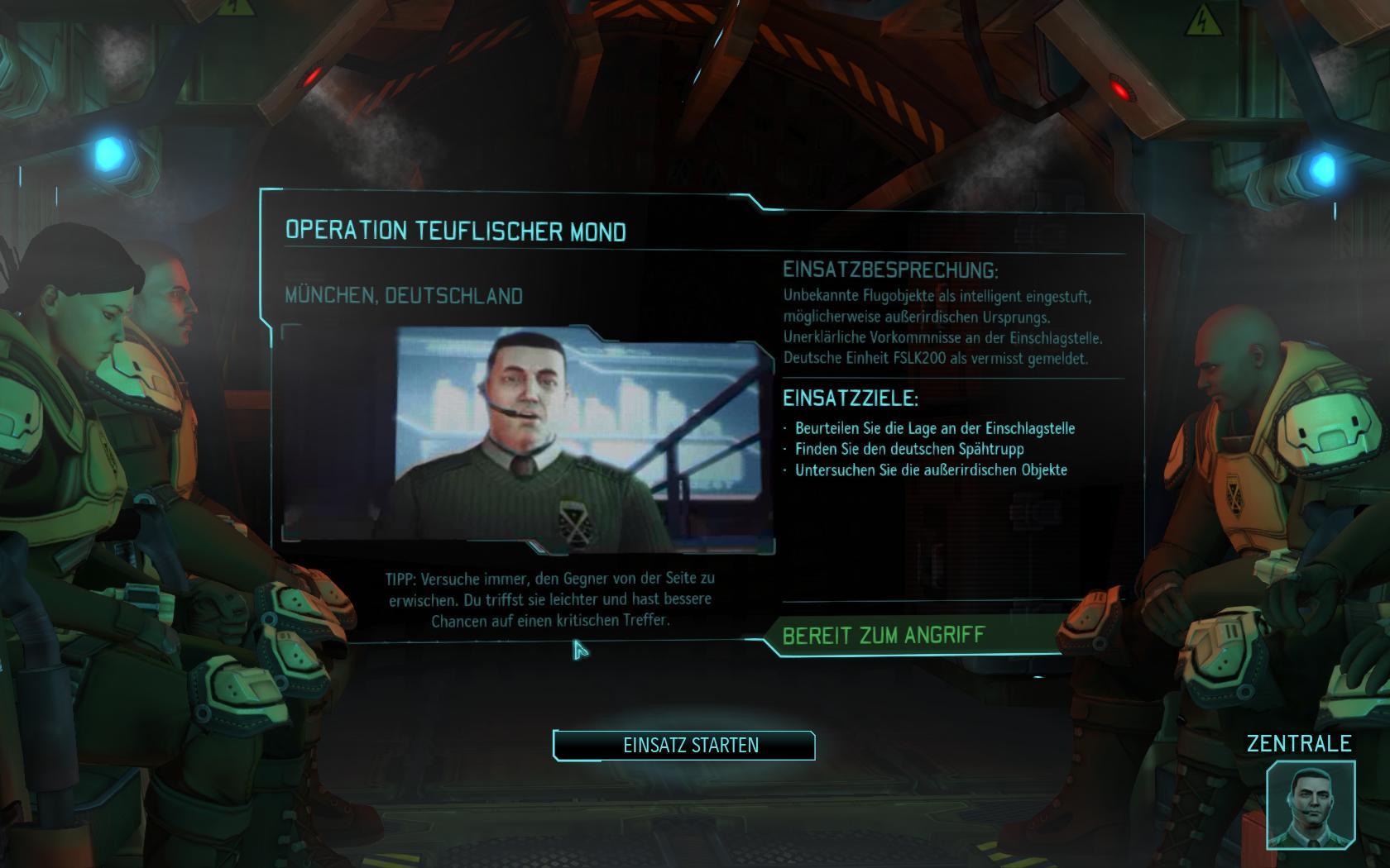 Test-Video Xcom Enemy Unknown: Außerirdisch gute Rundentaktik -