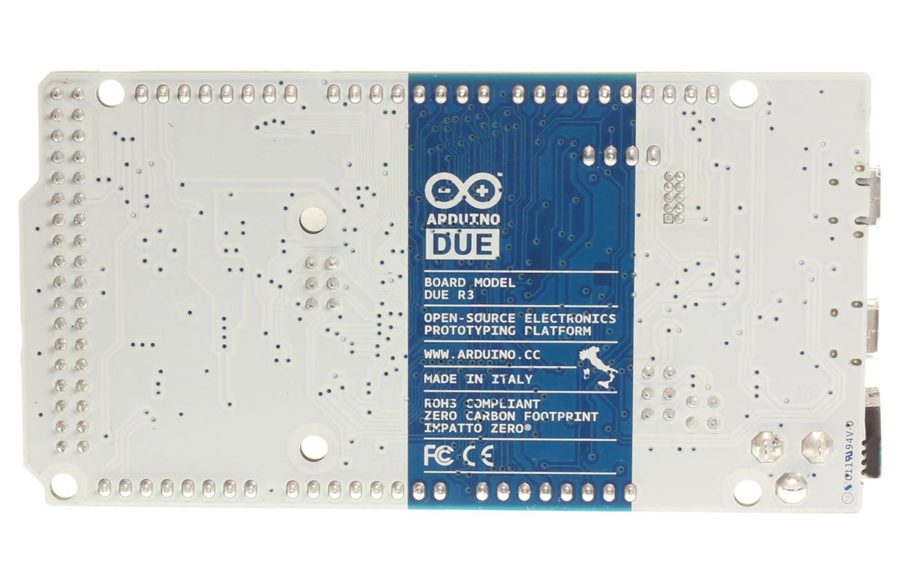 Entwicklerplatine: Arduino Due für 50 Euro erhältlich - Das Arduino Due