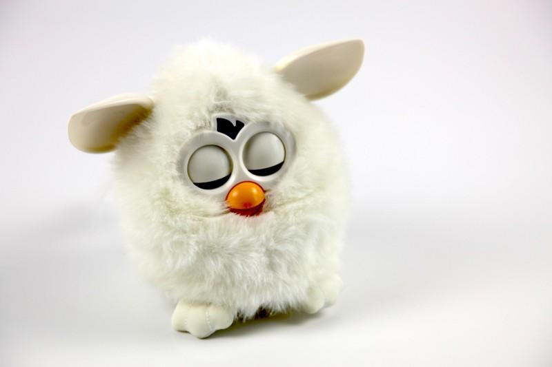 Der neue Furby im Test: Plappermaul ohne Ausschalter -