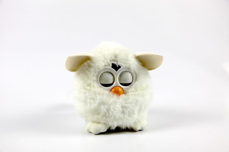 Der neue Furby im Test: Plappermaul ohne Ausschalter - Neuer Furby - ... etwa beim Einschlafen