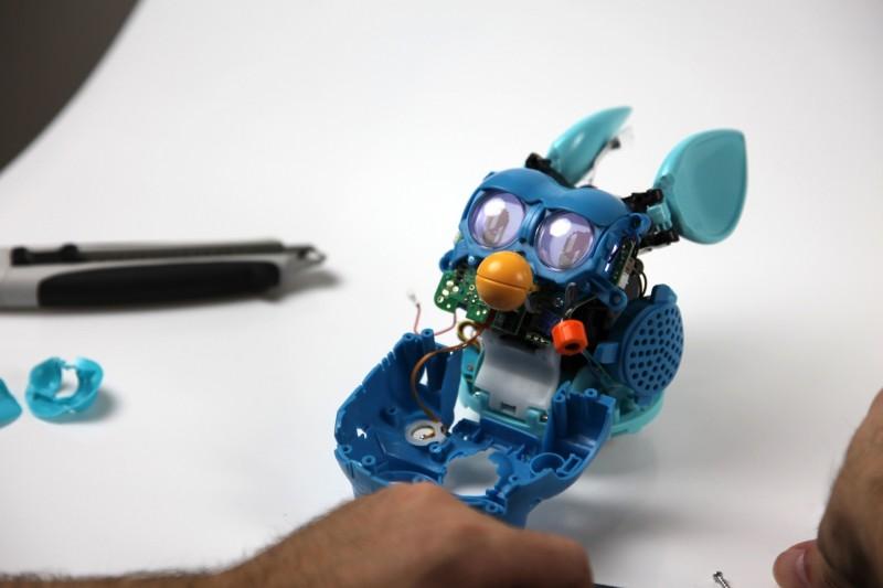 Der neue Furby im Test: Plappermaul ohne Ausschalter - Neuer Furby