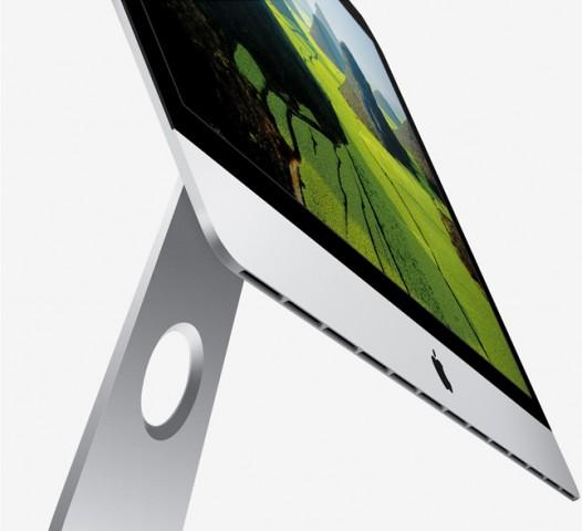 Neuer, flacher iMac