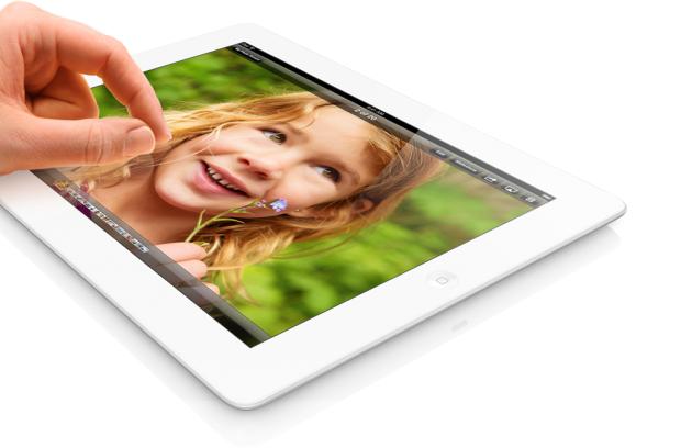 iPad der 4. Generation mit schnellerer CPU und GPU