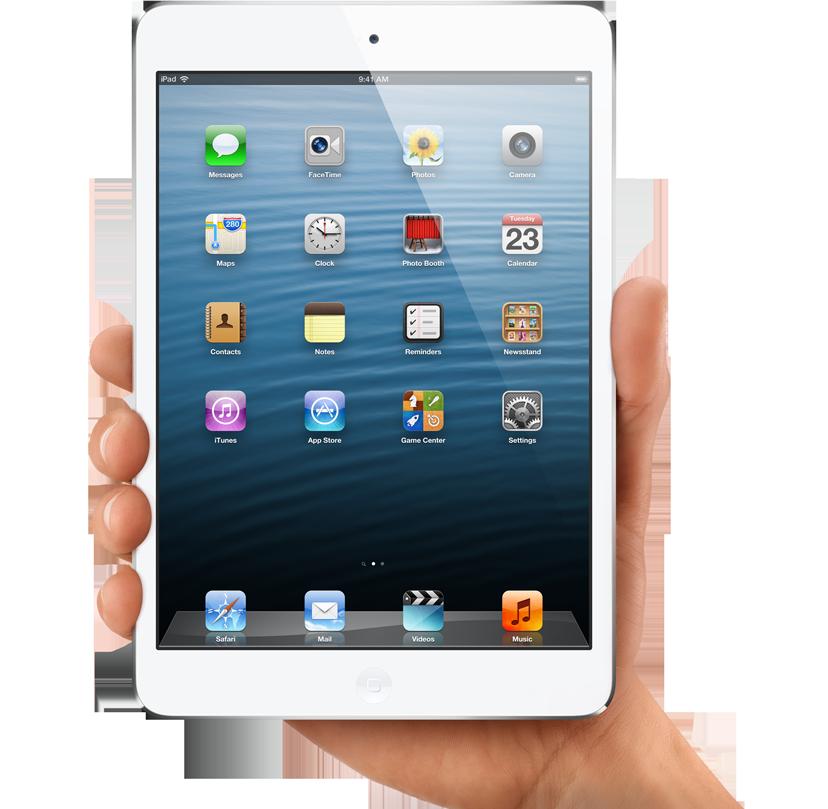 JFK-Flughafen: Diebe stehlen 3.600 iPad Minis - iPad Mini (Bild: Apple)