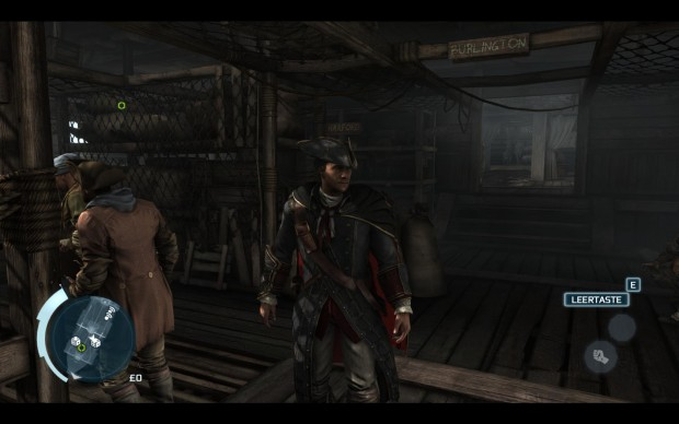 PC-Version von Assassin's Creed 3