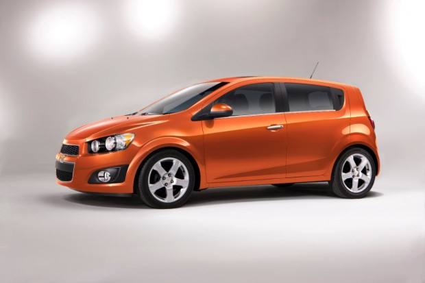 Chevrolet Sonic (Bild: GM/Creative Commons 3.0)