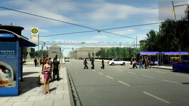 Citybus Simulator München (Bilder: Aerosoft)