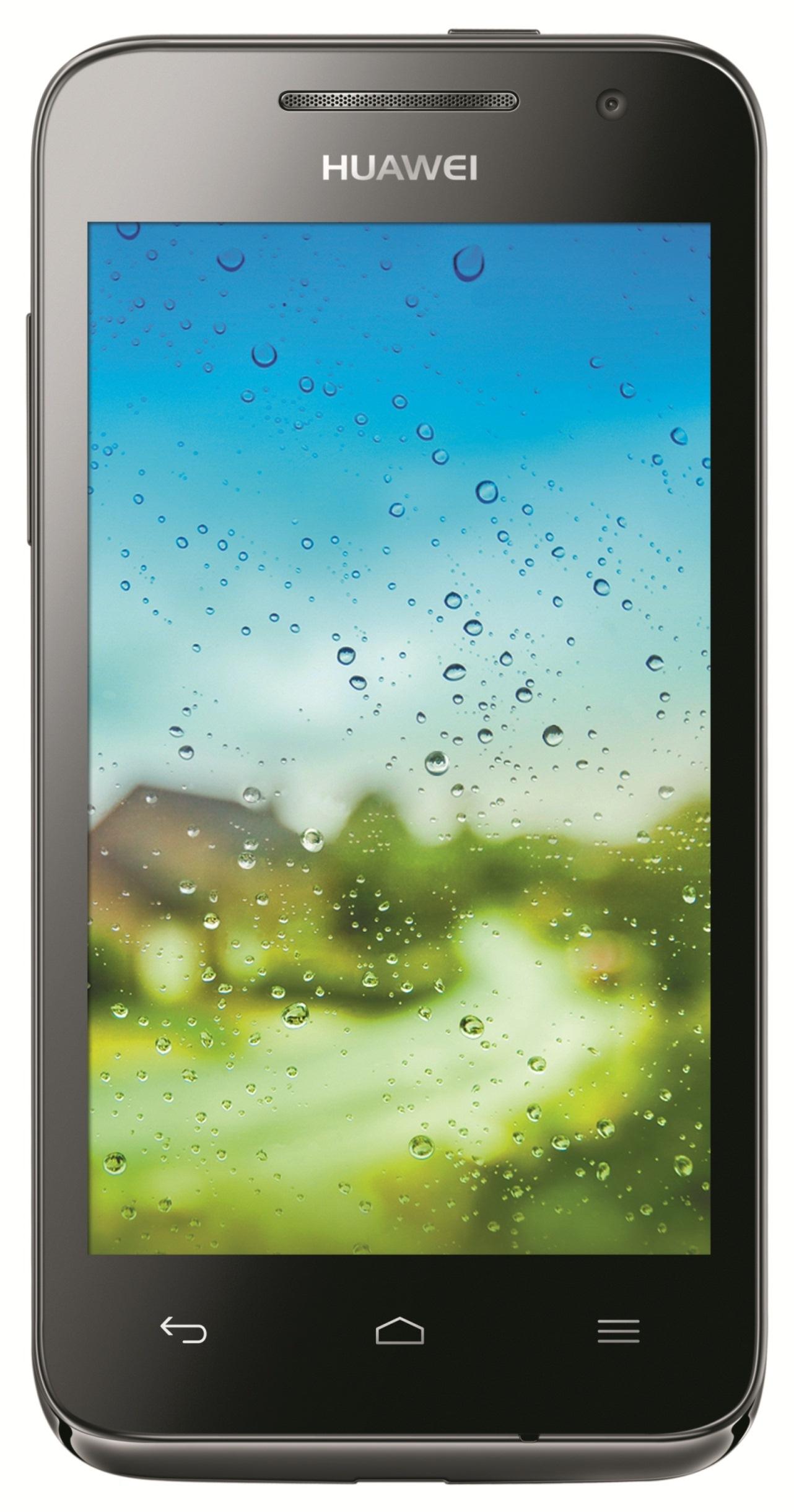 Huawei Ascend G 330: Android-Smartphone mit 4-Zoll-Display für unter 190 Euro -