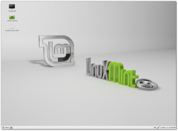 Linux Mint 14 mit Mate