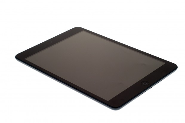 Apples kleinstes Tablet hat kaum Rand.