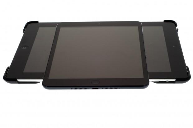 Apples iPad Mini auf einem iPad 2