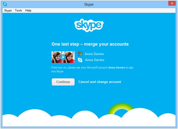 Microsoft: Windows Live Messenger wird mit Skype zwangsvereinigt -