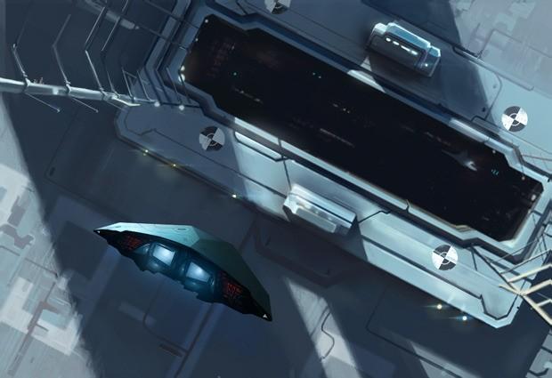 Elite: Dangerous - Konzeptbild (Bild: Frontier Developments)