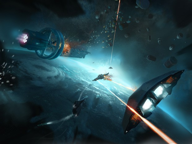 Elite: Dangerous - Konzeptbild (Bild: Frontier Developments)