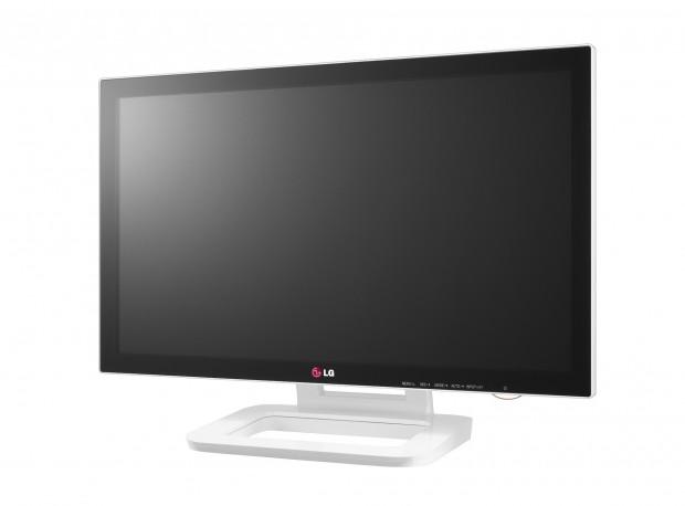 LG ET83 - 23-Zoll-Display für 10-Finger-Touchbedienung (Bild: LG)